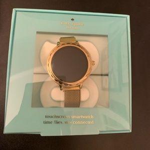 Kate Spade Touchscreen Smartwatch(Negotiable)